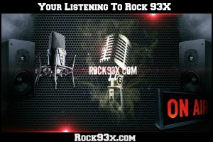Rock93x Rock Bar Radio Station